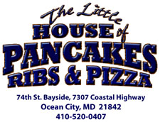 The Little House of Pancakes , Ribs & Pizza